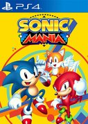 Cover zu Sonic Mania - PlayStation 4