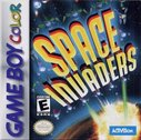Cover zu Space Invaders - Game Boy Color