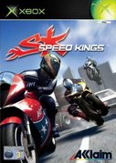 Cover zu Speed Kings - Xbox