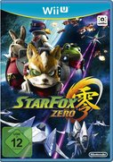 Cover zu Star Fox Zero - Wii U