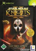 Cover zu Knights of The Old Republic II: The Sith Lords - Xbox