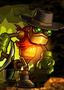 Cover zu SteamWorld Dig - Nintendo 3DS