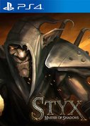 Cover zu Styx: Master of Shadows - PlayStation 4