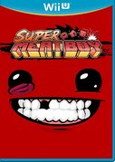 Cover zu Super Meat Boy - Wii U