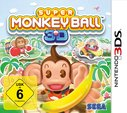 Cover zu Super Monkey Ball 3D - Nintendo 3DS