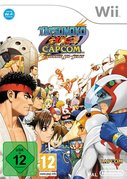 Cover zu Tatsunoko vs. Capcom: Ultimate All-Stars - Wii