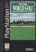 Cover zu Tecmo World Golf - PlayStation
