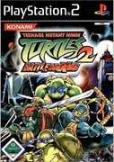 Cover zu Teenage Mutant Ninja Turtles 2: Battle Nexus - PlayStation 2