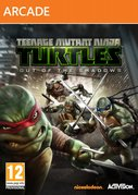 Cover zu Teenage Mutant Ninja Turtles: Out of the Shadows - Xbox Live Arcade