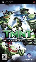 Cover zu Teenage Mutant Ninja Turtles - PSP