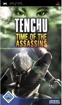 Cover zu Tenchu: Time of the Assassins - PSP