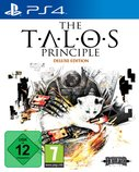 Cover zu The Talos Principle - Deluxe Edition - PlayStation 4