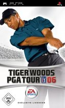 Cover zu Tiger Woods PGA Tour 06 - PSP