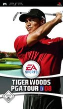 Cover zu Tiger Woods PGA Tour 08 - PSP