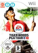 Cover zu Tiger Woods PGA Tour 10 - Wii