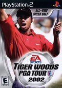 Cover zu Tiger Woods PGA Tour 2002 - PlayStation 2