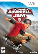 Cover zu Tony Hawk's Downhill Jam - Wii