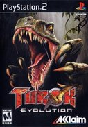 Cover zu Turok: Evolution - PlayStation 2