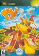 Cover zu TY the Tasmanian Tiger 2: Bush Rescue - Xbox