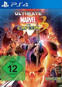 Cover zu Ultimate Marvel vs. Capcom 3 - PlayStation 4