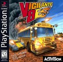 Cover zu Vigilante 8 - PlayStation