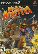 Cover zu War of the Monsters - PlayStation 2