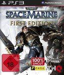 Cover zu Warhammer 40.000: Space Marine - PlayStation 3