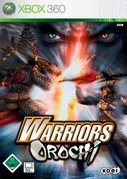 Cover zu Warriors Orochi - Xbox 360