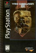 Cover zu Wing Commander III: Heart of the Tiger - PlayStation