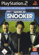 Cover zu World Snooker Championship 2007 - PlayStation 2