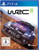 Cover zu WRC 5 - PlayStation 4