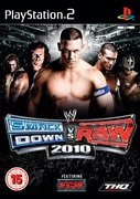 Cover zu WWE Smackdown vs. RAW 2010 - PlayStation 2