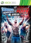 Cover zu WWE SmackDown vs. Raw 2011 - Xbox 360