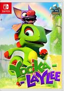 Cover zu Yooka-Laylee - Nintendo Switch