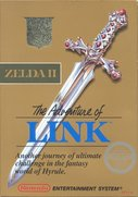Cover zu Zelda II: The Adventure of Link - NES
