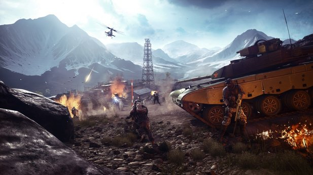 Battlefield 4 - Test-Video zum DLC »China Rising«
