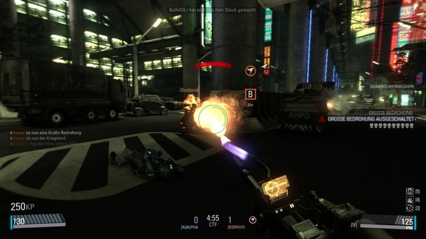 Blacklight Retribution verpasst den EU-Launch der PlayStation 4.