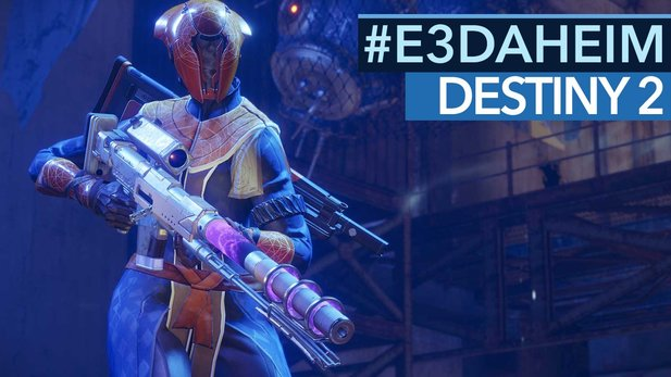 Destiny 2 - Preview-Video: In 4K und 60 FPS der Hammer