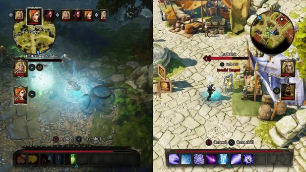 Divinity: Original Sin - Enhanced Edition - Trailer zeigt Splitscreen-Koop