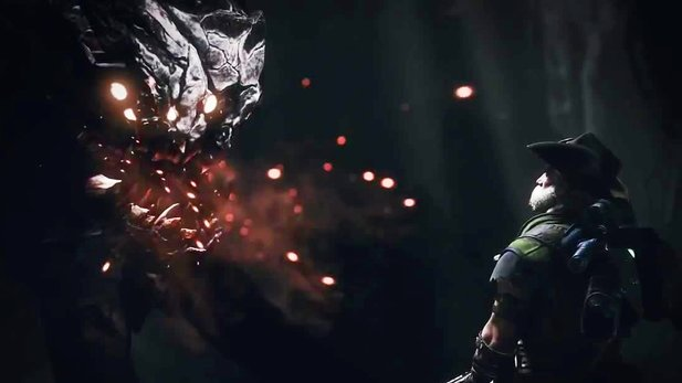 Evolve - Trailer zum Vorbesteller-Monster Behemoth