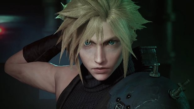 Final Fantasy 7 Remake - a Play Game from Playstation Experience 2015