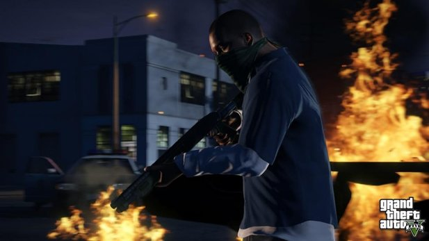 Kann man in Grand Theft Auto 5 Geldtransporter knacken?