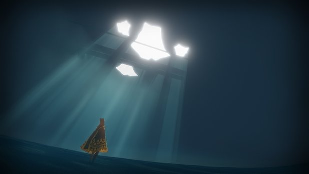 Journey - Test-Video der PS3-Version