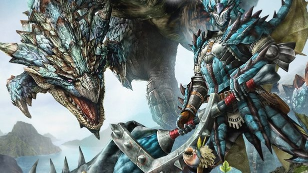 Test-Video von Monster Hunter 3 Ultimate