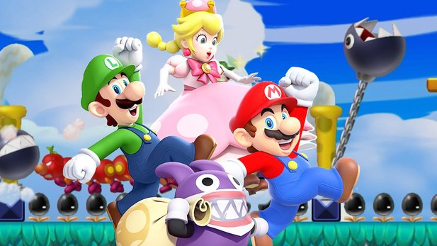 New Super Mario Bros. U Deluxe - Test-Video: Auch auf der Switch ein tolles Jump&Run