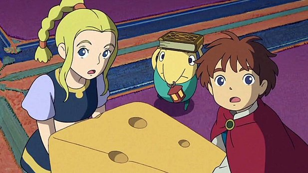 Test-Video von Ni No Kuni