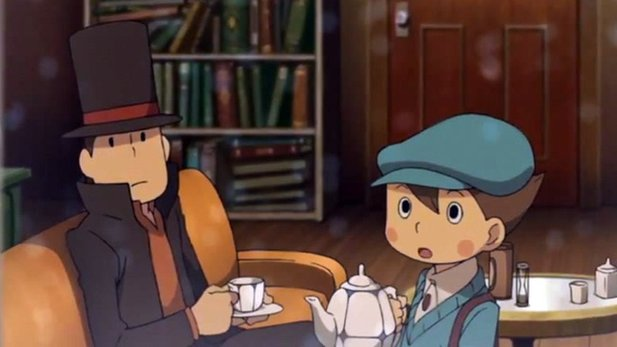 Professor Layton vs. Ace Attorney - Gameplay-Trailer zum Adventure-Crossover