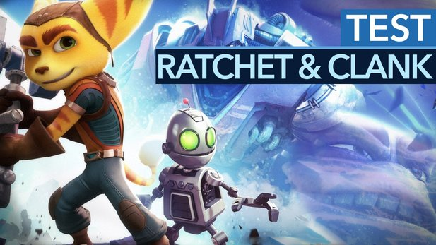 Ratchet & Clank - Test-Video zur PS4-Neuinterpretation