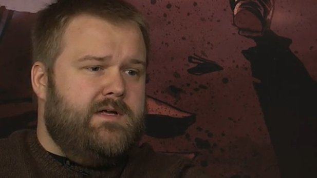 Robert Kirkman, Autor der Walking Dead Comics.
