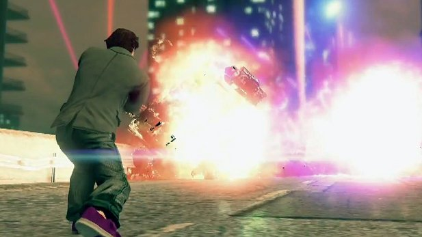 DLC-Trailer von Saints Row: The Third